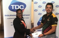 TDC Group of Companies sponsors the St. Kitts-Nevis Patriots Cricket Team