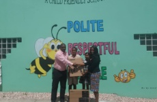 Learning Institutions win brand new Lenovo computers in the TDC Business Centre/CDS (Nevis) Limited 'Rep Your School' Competition