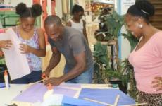TDC Home and Building Depot hosts Kite Making Workshop for Children