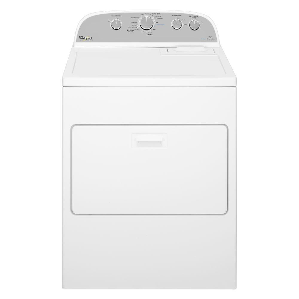 Whirlpool White 29″ Electric Clothes Dryer