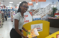 TDC Business Centre and City Drug Store (Nevis) Limited's Shop and Share Initiative to Benefit Youth